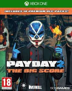 Payday 2: The Big Score Xbox One voor €25,99 @ YGZ