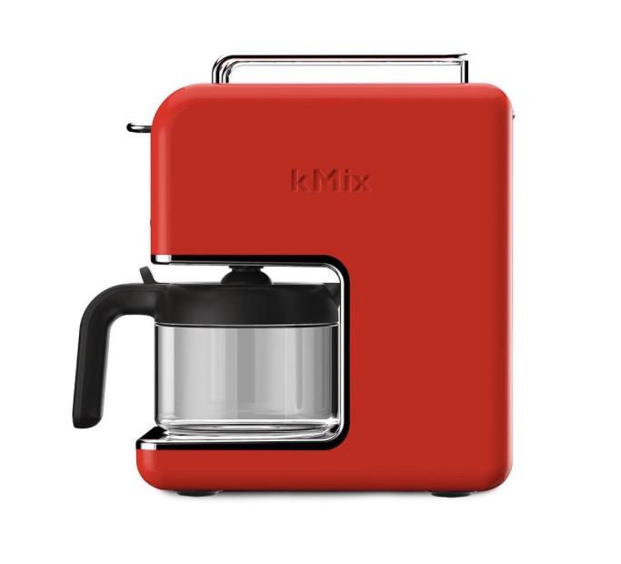 Kenwood kMix koffiemachine (rood) voor €40 inc. verzending @ Amazon.de