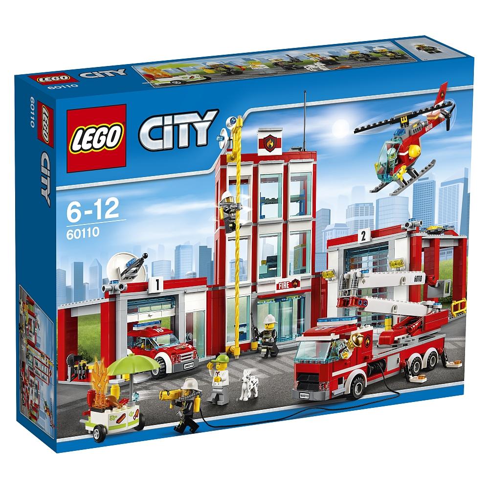 "LEGO City - 60110 Brandweerkazerne voor 67,99€ @ Toys""r""rus"