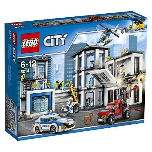 LEGO 60141 City Politiebureau vor €61,36 @ Amazon.de
