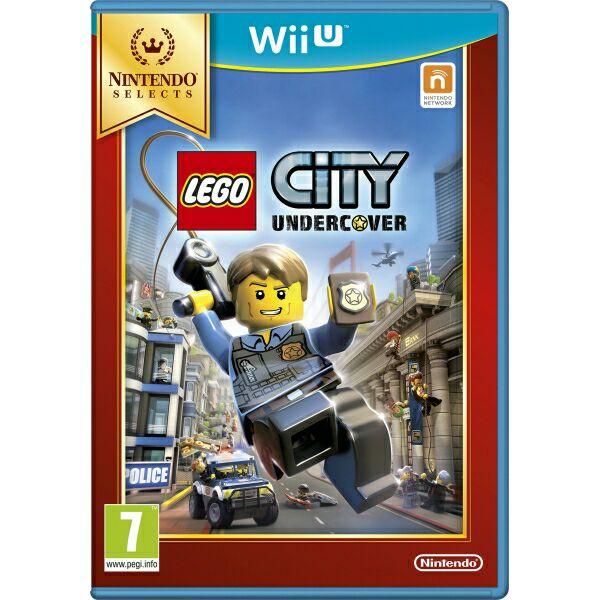 Wii U - Lego City Undercover €16,99 + verzenden €1,99 @ Shop4nl