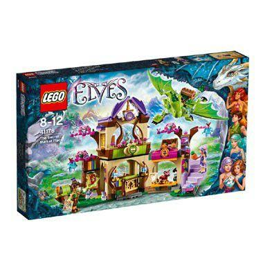 LEGO Elves de geheime markt 41176 voor €42,98 @ Intertoys