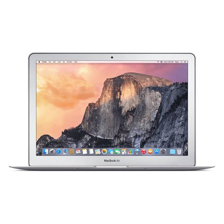 "Apple Apple MacBook Air 13"" Core i5 1.3 Ghz zilver Refurbished  @ Neckermann"