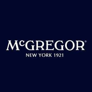 McGregor mid-season sale 30% korting