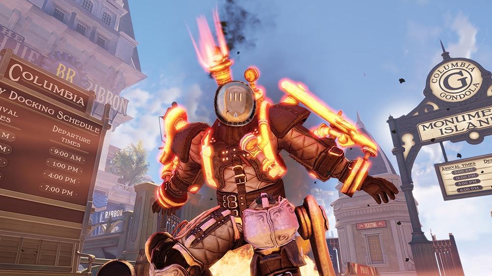 BioShock Infinite (Xbox 360) voor €4,49 @ Xbox Live