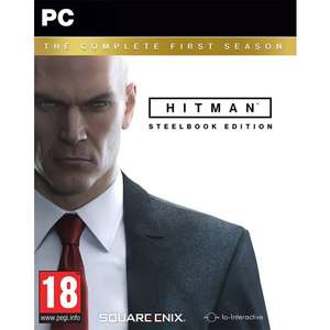 Hitman: The Complete First Season Steelbook Edition (PC) @ thegamecollection.net