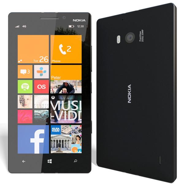 Nokia Lumia 930 smartphone voor € 379 (prijsfout) @ Bol.com