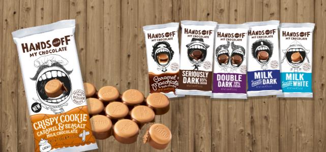 Scoupy: Hands Off My Chocolate: van €1,79* voor €0,50