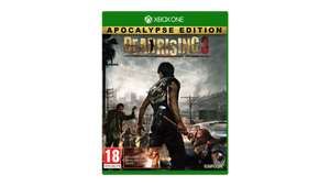 Dead Rising 3, Xbox One, Zoo Tycoon, World Of Tanks, Scream Ride voor €7,99 @ Microsoft Store