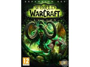 World Of Warcraft - Legion | PC voor €16,98 @ Mediamarkt.nl