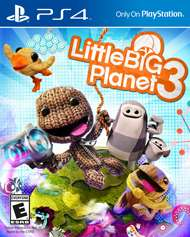 Little Big Planet 3 (PS4) (Download Code) voor €26,55 @ Gamedealdaily