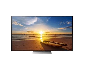 Sony Bravia KD-55XD9305 3D 4K UHD TV Zwart @ PlatteTV.nl
