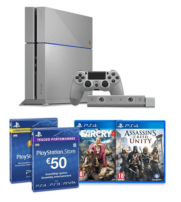 Win een Ultiem PlayStation Plus-prijzenpakket