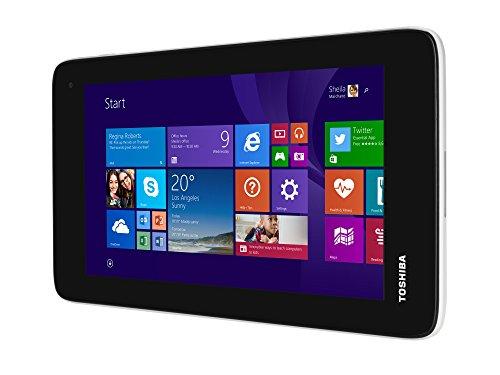 Toshiba 7inch Windows tablet voor €99 @ Amazon