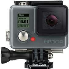 GoPro Hero+ 129 euro (grensdeal)