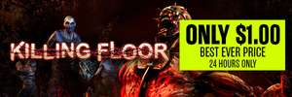Killing Floor Steam voor €0,89 @ Bundel Stars