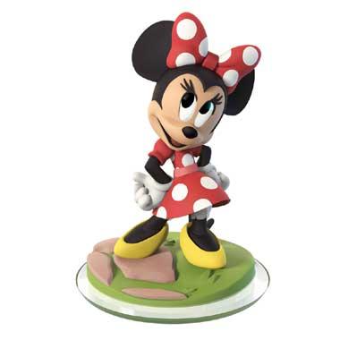 Disney Infinity 3.0 Minnie Mouse nu €0,98 (elders va €9,94) @ Intertoys / Bart Smit