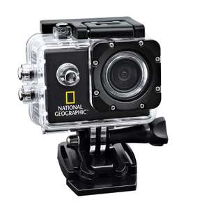 National Geographic Full HD Actioncam voor €52,99 @ Foka / Kamera-Express