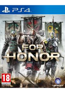 For Honor (PS4) voor €32,69 @ SimplyGames