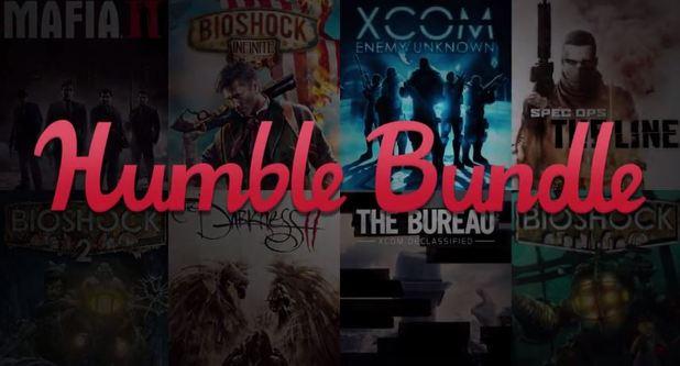 Humble 2K Games Bundle - Veel PC-games voor $1