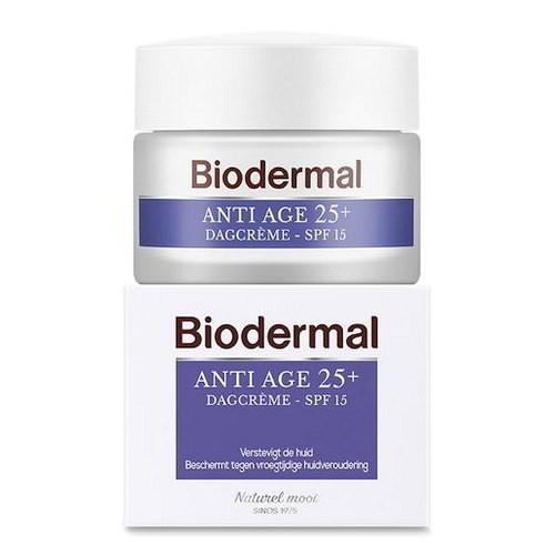 Biodermal Nachtcreme Anti Age 25+ 50 ml voor €8,98 @ Drogisterij