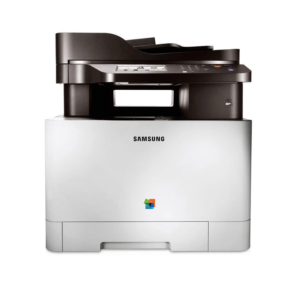 Samsung kleuren laser printer 50% korting