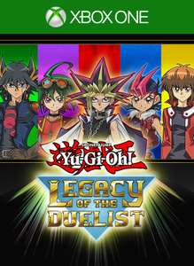 Yu-Gi-Oh! Legacy of the Duelist (Xbox One) gratis @ Xbox Store