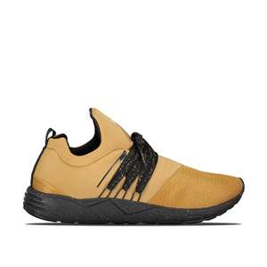 Arkk Raven Camel Spray sneakers voor €69,99 @ Men At Work