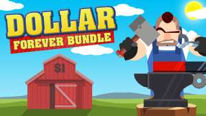 Dollar Forever Bundle - 26 Steam games voor 1.00$/1.09€ @