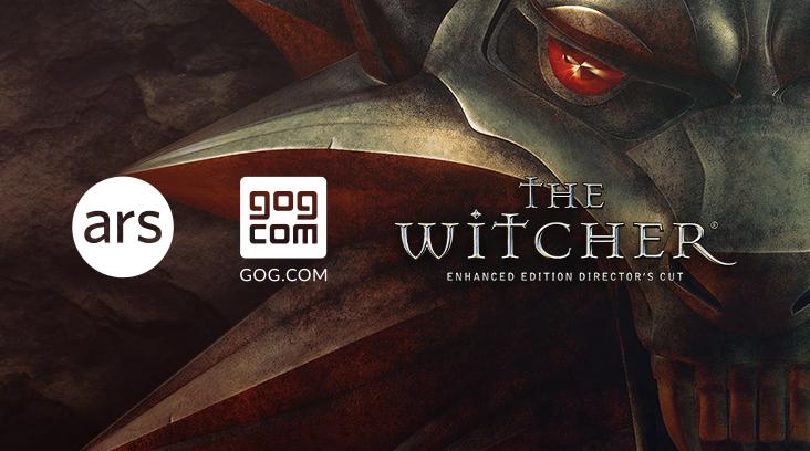 The Witcher Enhanced Edition PC gratis @ GOG.com/Ars