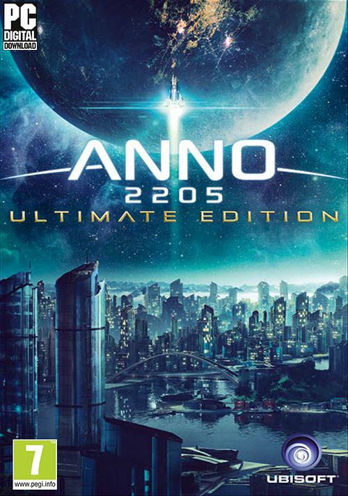 Anno 2205 Ultimate Edition voor 12,50 (-75%) bij Uplay