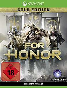 For Honor Gold Edition Xbox One voor €47,69 @ Amazon.de