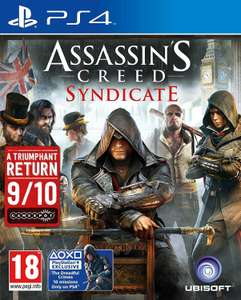 Assassin's Creed: Syndicate (PS4) voor €15,85 @ MyMemory