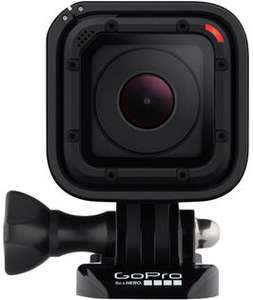 GoPro HERO Session Zwart @ Coolblue