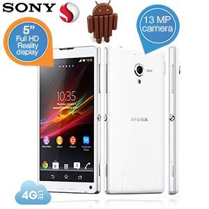 Sony Xperia ZL smartphone voor €255,90 @ iBOOD
