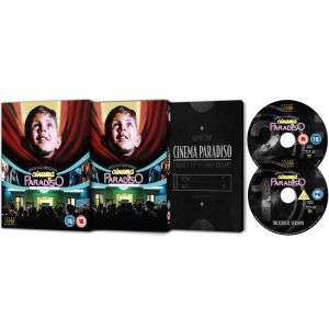 Cinema Paradiso: 25th Anniversary Remastered Edition op Blu-ray voor €10