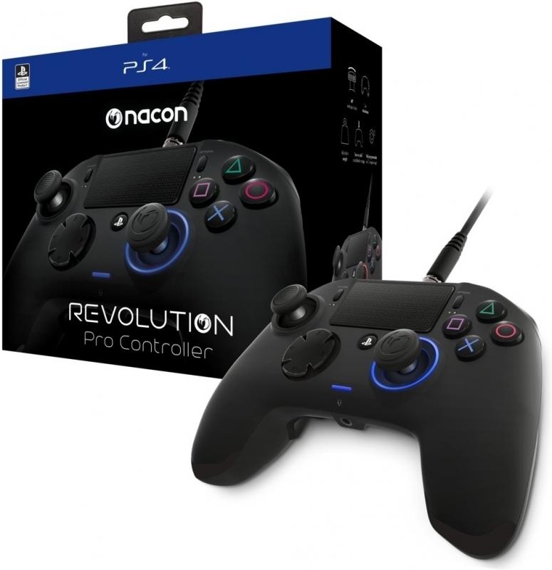 Inruil Deal: Nacon Revolution Pro Controller voor €58 na inruil dualshock 4 @ Nedgame