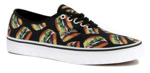 [Update: nu €9,90] Vans Authentic hamburger sneakers voor €19,90 (+€5,99) @ Sidestep