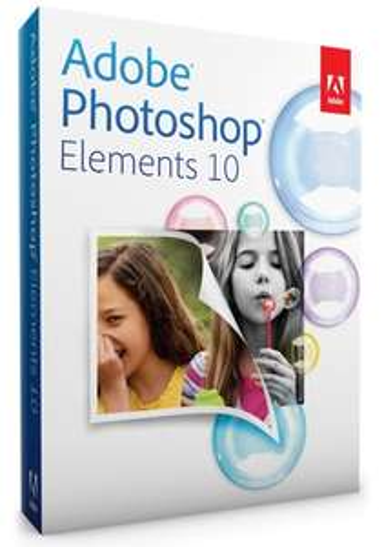 Adobe Photoshop Elements 10 gratis @ Kamera Express