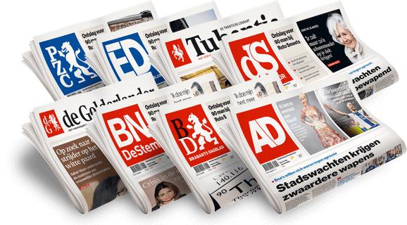 6 weken gratis krant