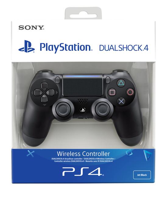 DualShock 4 Controller Black V2 on PS4 - €44,25 @ Shopto