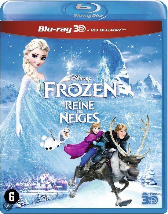 Frozen (2D+3D) (Blu-ray) voor € 16,48 @ Bol.com