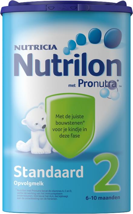 Nutrilon standaard 2 met €3 korting! @ Scoupy