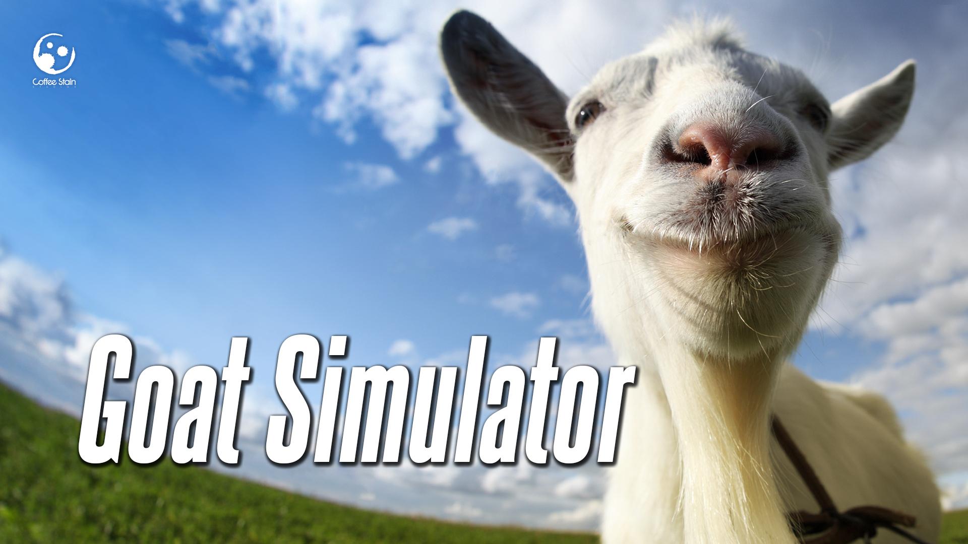 Goat Simulator voor €0,99 @ App Store