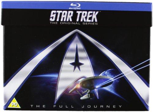 Star Trek: The Original Series (The Full Journey) (Blu-ray) boxset voor €63,50 @ Amazon.co.uk