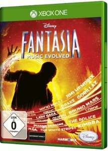 Fantasia Music Evolved (Disney( (Kinect) Xbox one game  @Amazon.de
