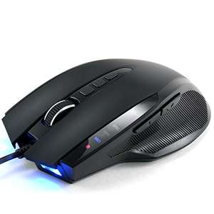 CSL SM800 3500DPI Optical Gaming Mouse voor €9,17 @ Amazon