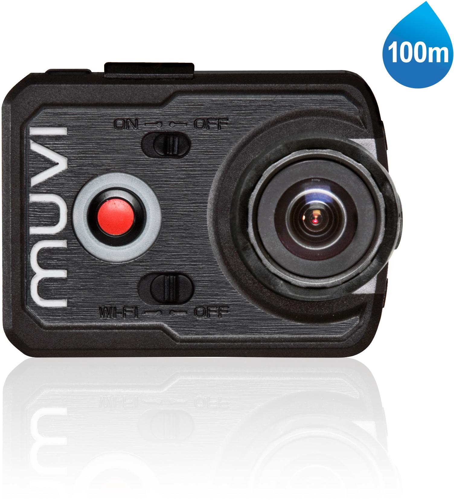 [PRIJSFOUT?] Veho Muvi K2 Sport Action Camera voor €73,90 @ Megekko