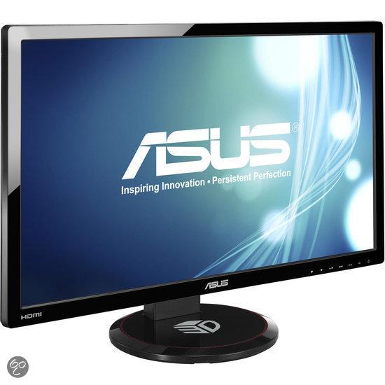 ASUS VG278HE Monitor voor € 269,95 @ Bol.com Plaza