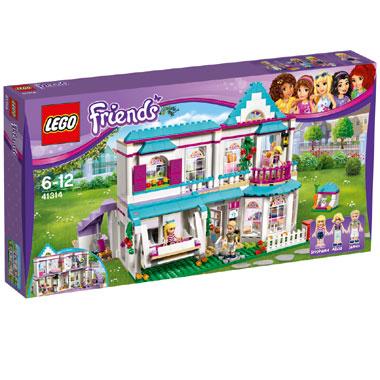 LEGO Friends Stephanies huis 41314 voor €50,73 @ Amazon.de